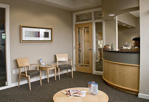 Enjoy the comfortable environment of Burnsville MN Dentist Dr. Holm